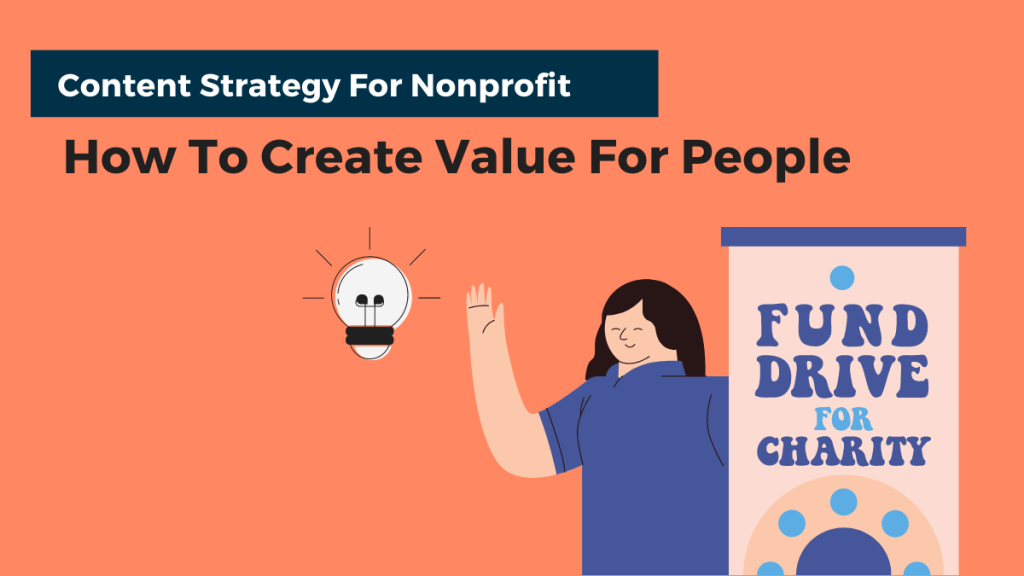 content strategy for non profit