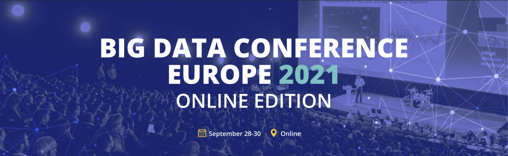 Big data Europe conference 2021